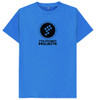 7th Storey Projects Organic T-Shirt - Sapphire Blue
