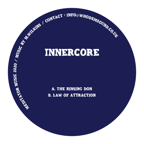 """Innercore - The Rinsing Don / Law of Attraction - 12"""" Vinyl"""