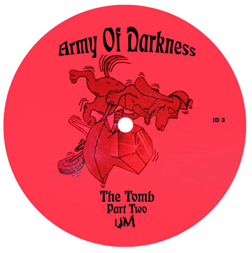 """Pugwash & Probe - The Tomb Part Two / Army Of Darkness - 12"""" Vinyl"""