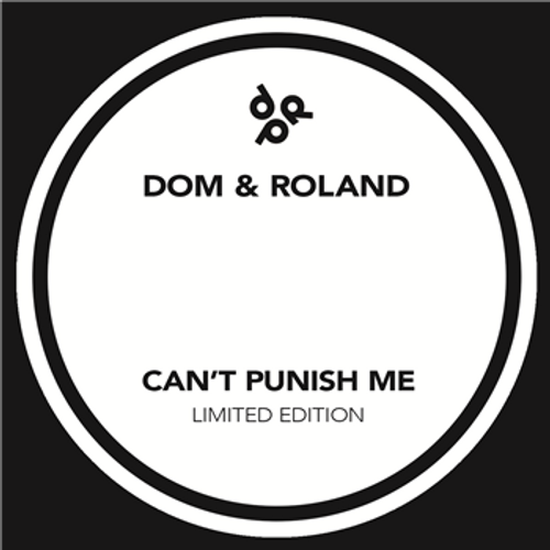"""Dom & Roland - Can't Punish Me Dubplate - 12"""" Vinyl"""