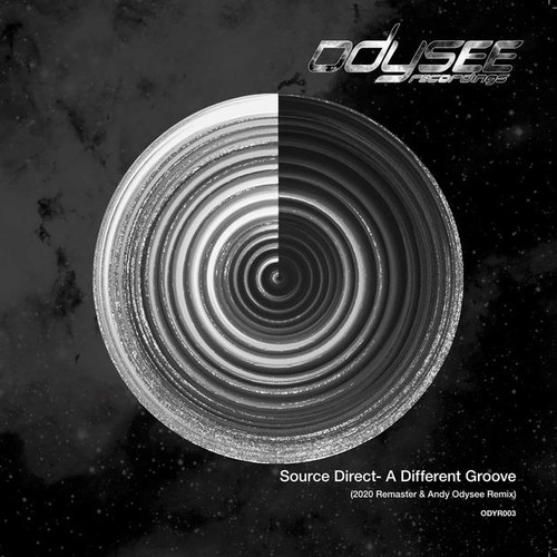 """Source Direct - A Different Groove / Andy Odysee Remix - 12"""" Vinyl"""