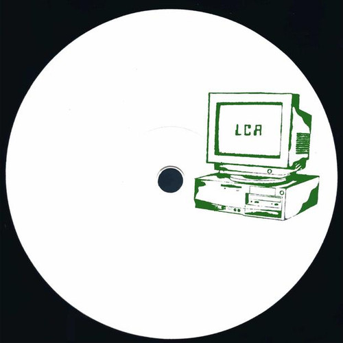 "Jozef K - Lost City Archives Vol.3 - 12"" Vinyl"