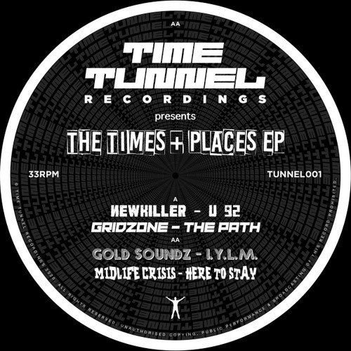 Various Artists - The Times & Places EP