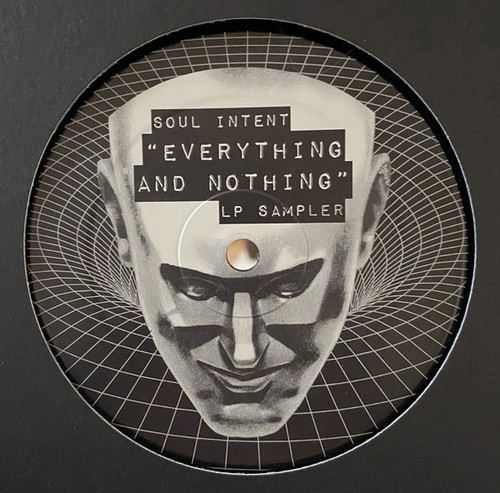 """Soul Intent – Everything And Nothing LP Sampler - 12"""" Vinyl"""