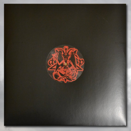 "DJ FX - Demonic Possession Volume 3 - Limited Edition 12"" Vinyl"