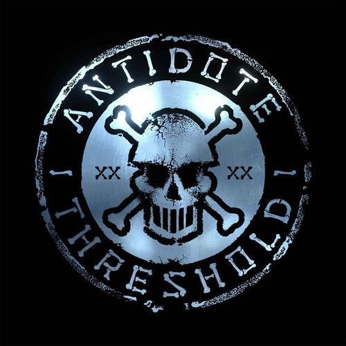 """Antidote & Threshold - Angry Fist / The Caution - 10"""" Coloured Vinyl"""