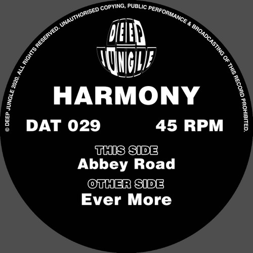 Harmony - Ever More / Abbey Road