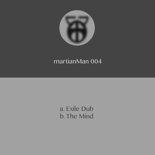 "Martian Man - Exile Dub/The Mind - 12"" Vinyl"