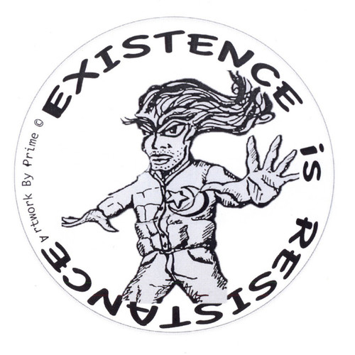 """Persian - Set It - Existence is Resistance - ER 013 - Limited Edition 12"""" Vinyl"""