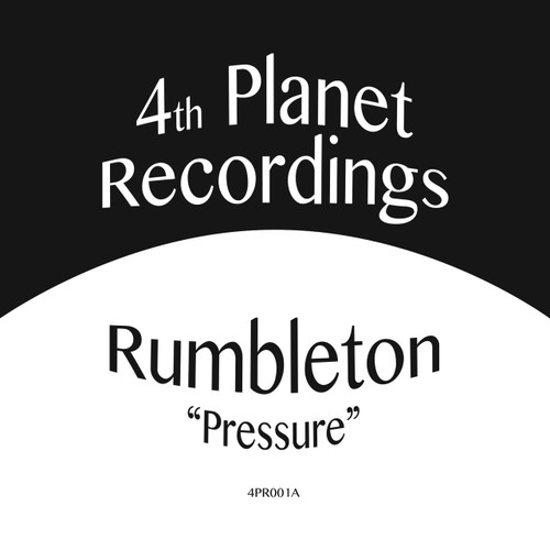 "Rumbleton - Pressure/Ultramagnetic - 4th Planet Recordings - 12"" Vinyl"