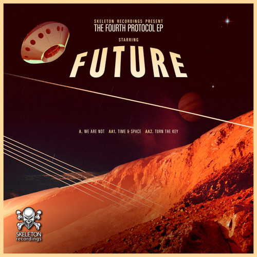 """Future - The Fourth Protocol - Skeleton Recordings - Limited Edition 12"""""""
