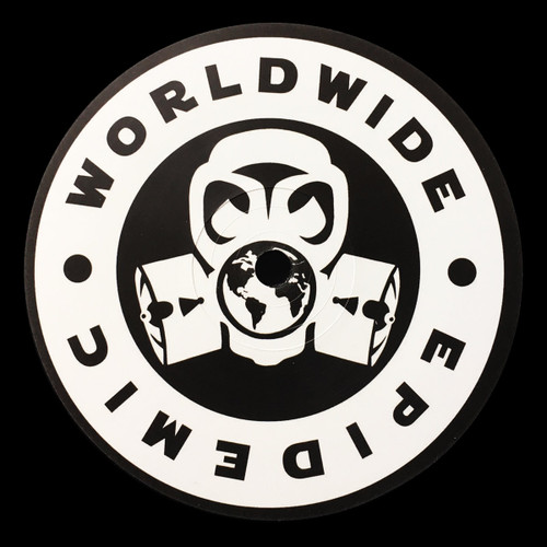 "Worldwide Epidemic - Telemechanique/Contrast - Jedi Recordings - 12"" Vinyl"