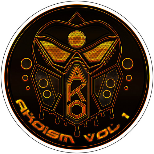"DJ Stretch Presents - AKOism Volume 1 - 12"" Vinyl"