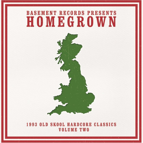 BASEMENT RECORDS present HOMEGROWN CLASSICS VOL 2 (3x12 Vinyl)