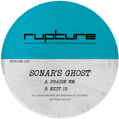 Rupture London, Sonar's Ghost