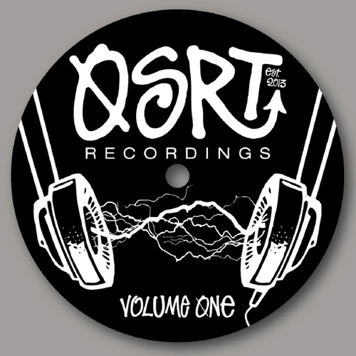 "Various - OSRT Volume 1 - Limited Edition 12"" Vinyl"