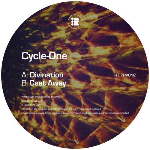 "Cycle-One - Divination / Cast Away - Repertoire - 12"" Vinyl"