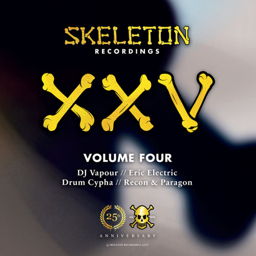"Various Artists - Skeleton XXV Project Volume Four - 12"" Vinyl"