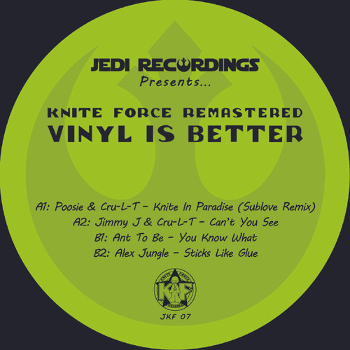 JKF07 - Vinyl Is Better Remasters EP