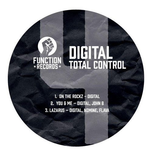 "Digital - Total Control LP Pt. 4 - 12"" Vinyl"