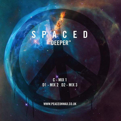 Spaced – Deeper – 2 x 12″ POW 006