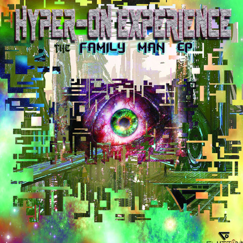 "KF83 - Hyper-On Experience - The Family Man EP - 12"" Vinyl"