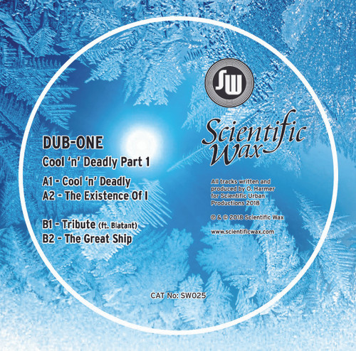 SW025 Dub-One - Cool N Deadly EP - Part 1