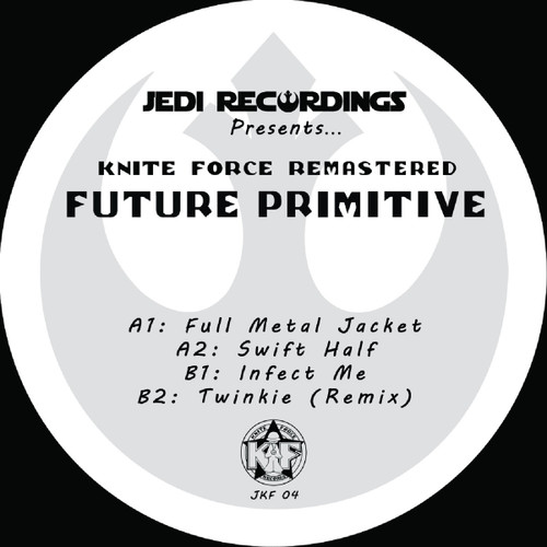 "Future Primitive - Kniteforce Remastered - 12"" Vinyl"