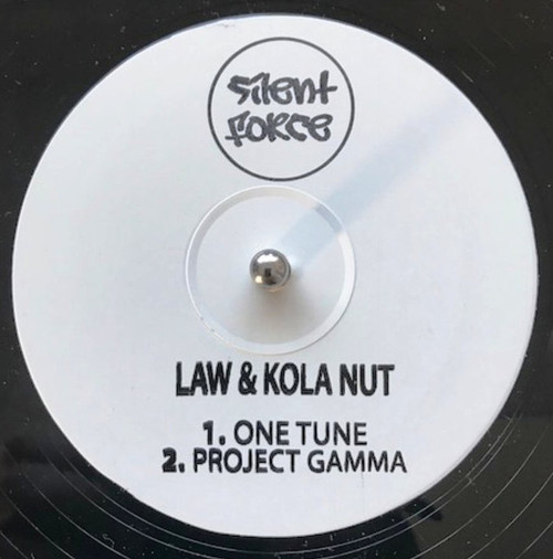 "Law & Kola Nut - One Tune/Project Gamma - 12"" Vinyl"