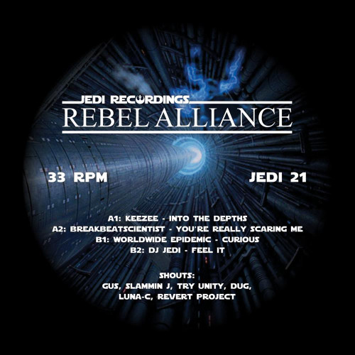 Various Artists - Rebel Alliance EP