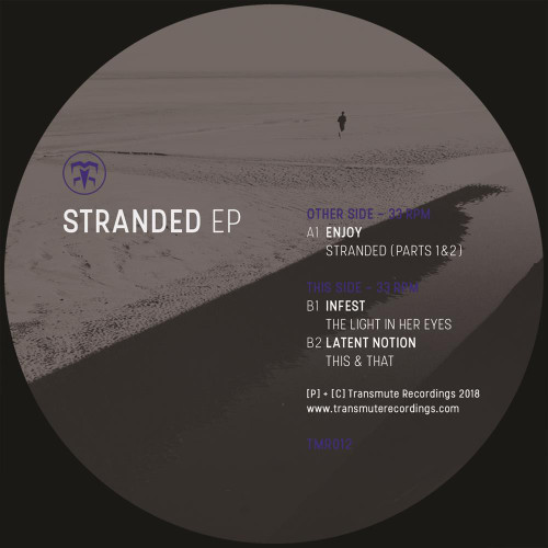 "Various Artists - Stranded EP - 12"" Vinyl"