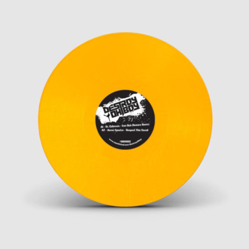 Various Artists - Destroy Oh Boy #2 [Yellow Vinyl]