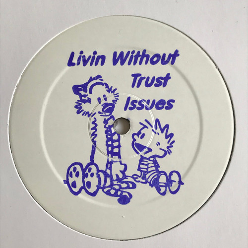 "Percussive P / Coco Bryce - Livin Without Trust Issues - 12"" Vinyl"