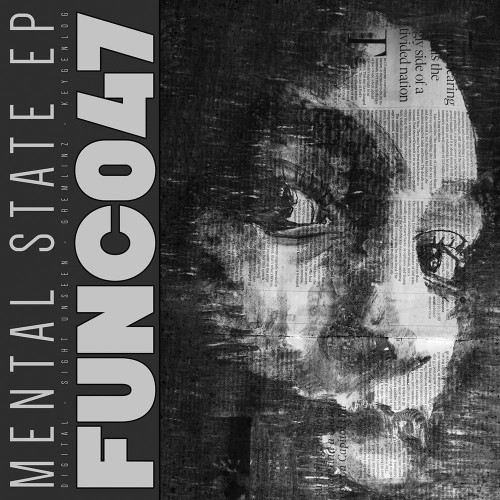 "Digital - Mental State EP - 12"" Vinyl"