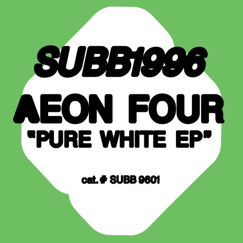 "Aeon Four - Pure White EP - 12"" Vinyl"