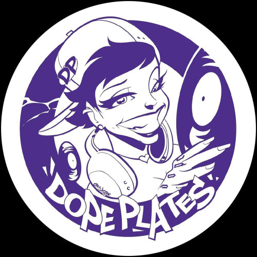 "Sonar's Ghost - The Ride EP - Purple 12"" Vinyl"