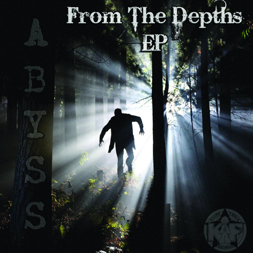 """Abyss - From The Depths EP - 12"""" Vinyl"""