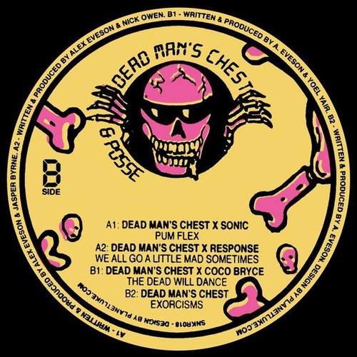 "Dead Man's Chest - Dead Man's Chest & Posse - 12"" Vinyl"
