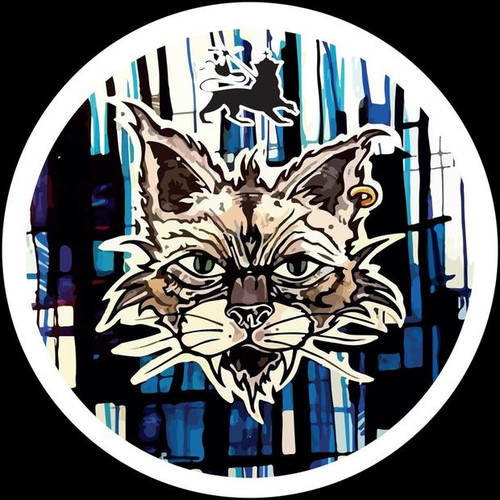 "Tommy The Cat - When The Cat From The House Is - 12"" Vinyl"