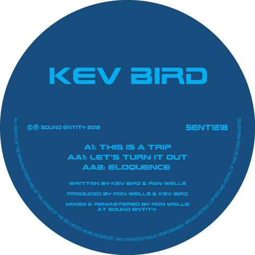 "Kev Bird - This Is A Trip - 12"" Vinyl"
