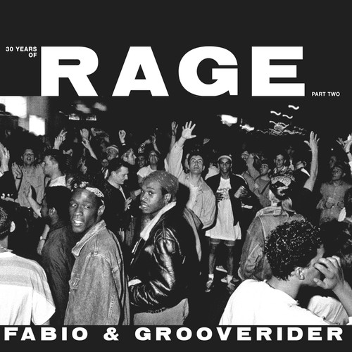 "Fabio & Grooverider - 30 Years of Rage Part 2 - 2 x 12"" Vinyl"