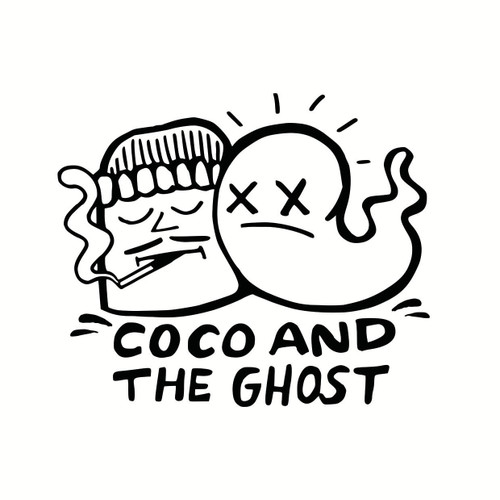 "Sonar's Ghost & Coco Bryce - Coco & The Ghost - 10"" Vinyl"