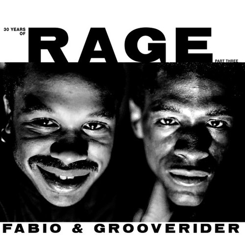 "Fabio & Grooverider - 30 Years of Rage Part 3 - 2 x 12"" Vinyl"