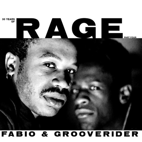 "Fabio & Grooverider - 30 Years of Rage Part 4 - 2 x 12"" Vinyl"