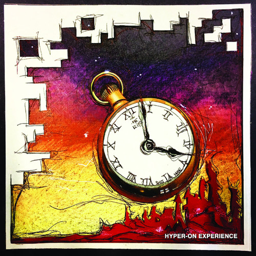 """Hyper On Experience - Keep It In The Family EP - 12"""" Vinyl"""