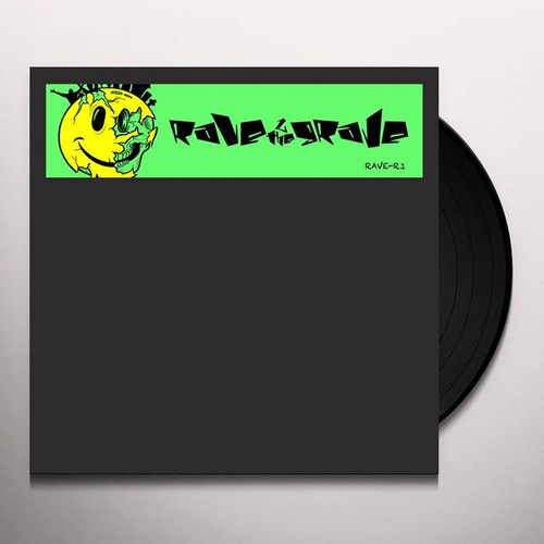 "Rave 2 The Grave & Mice Electa - Never Felt This Way / Cubic 22 - 12"" Vinyl"