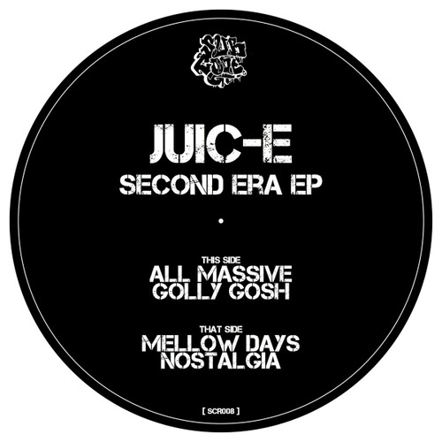 "Juic-E - Second Era EP - 12"" Vinyl"