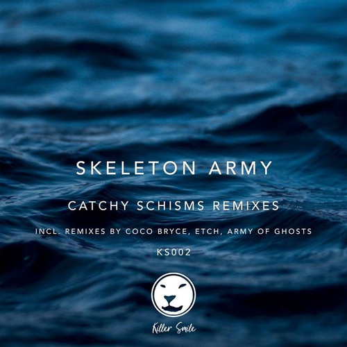 "Skeleton Army - Catchy Schisms Remixes- Coloured 12"" Vinyl"