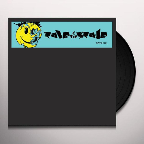 "Rave 2 The Grave - Papua New Guinea / My Sound - 12"" Vinyl"