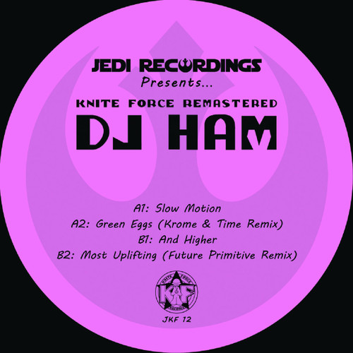 "Kniteforce Remastered: DJ Ham Remastered - 12"" Vinyl"